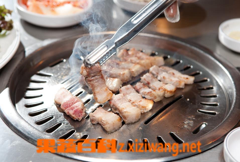 果蔬百科韩国烤肉酱的做法大全